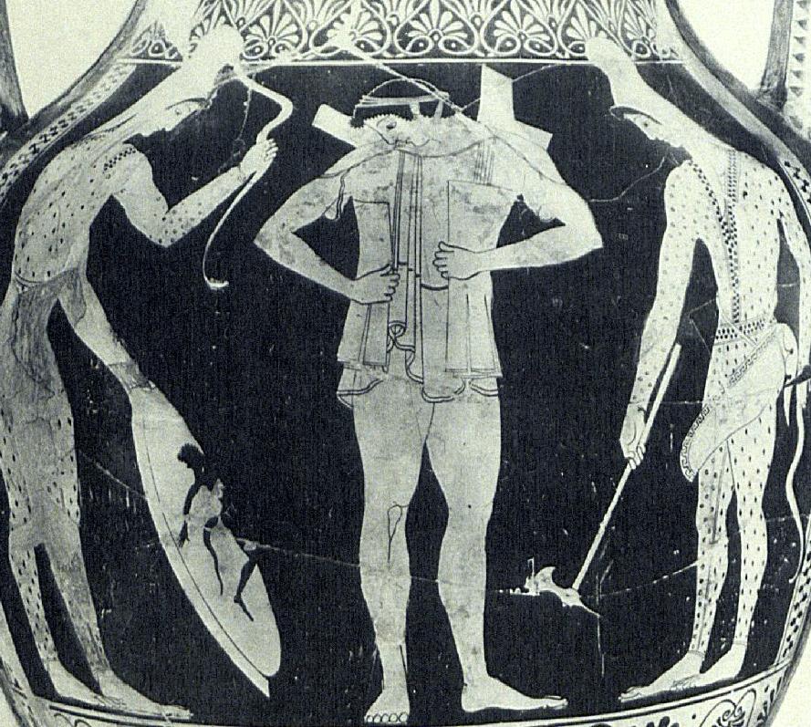 Abb. 4: Euthymides-Maler, Antikensammlung München, 500 v. Chr.