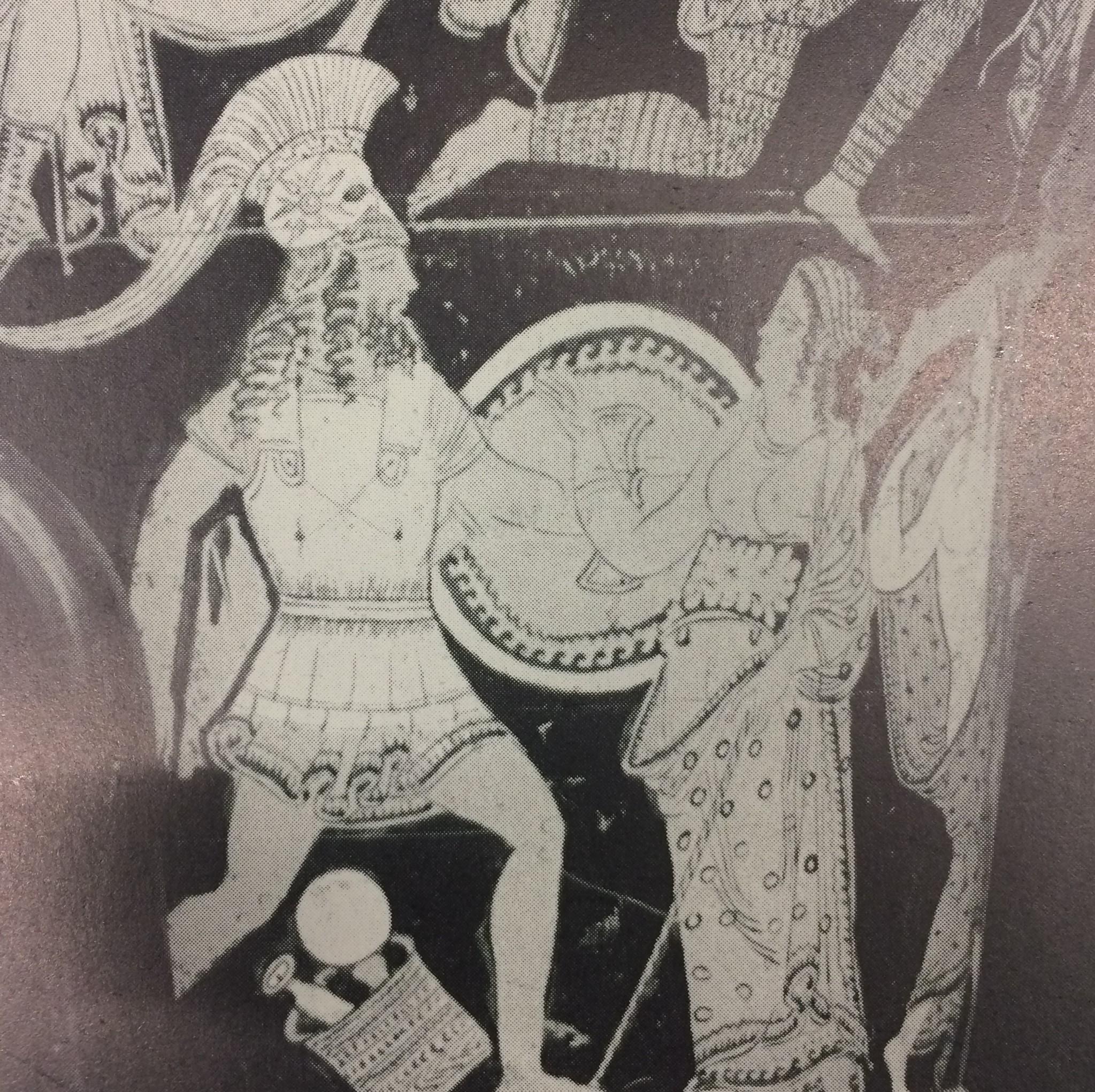 Abb. 9: British Museum London, 380-360 v. Chr.