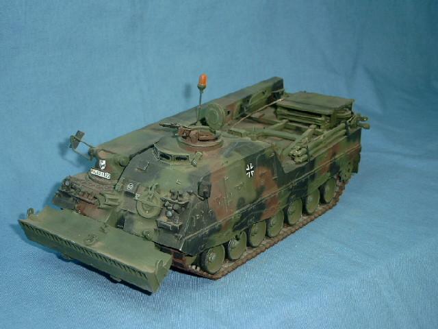Bergepanzer 3 Büffel der Bundeswehr