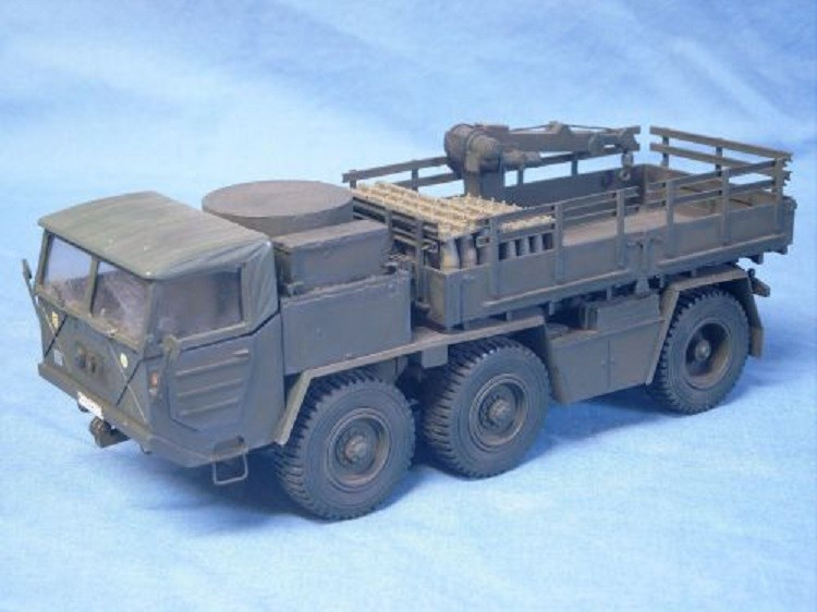 Faun 912/21 6x6 Munitionstransporter der Bundeswehr