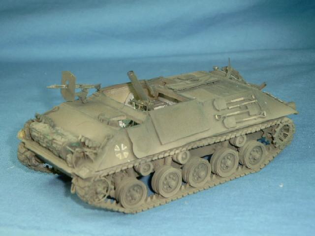 Panzermörser HS30 120mm der Bundeswehr
