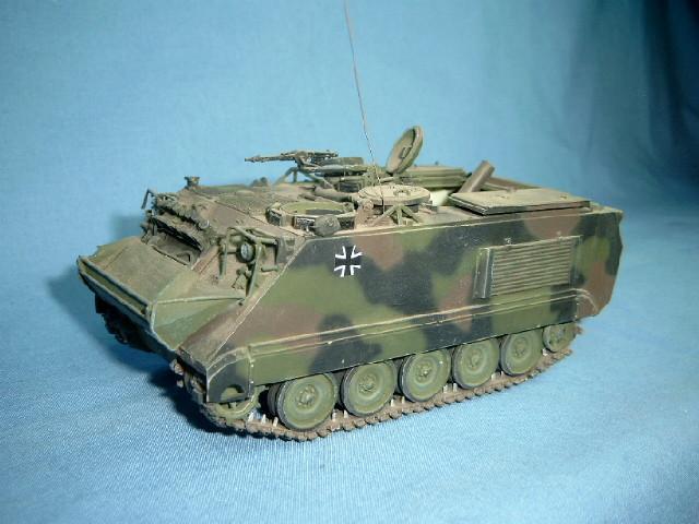 Panzermörser M113 A2G 120mm der Bundeswehr