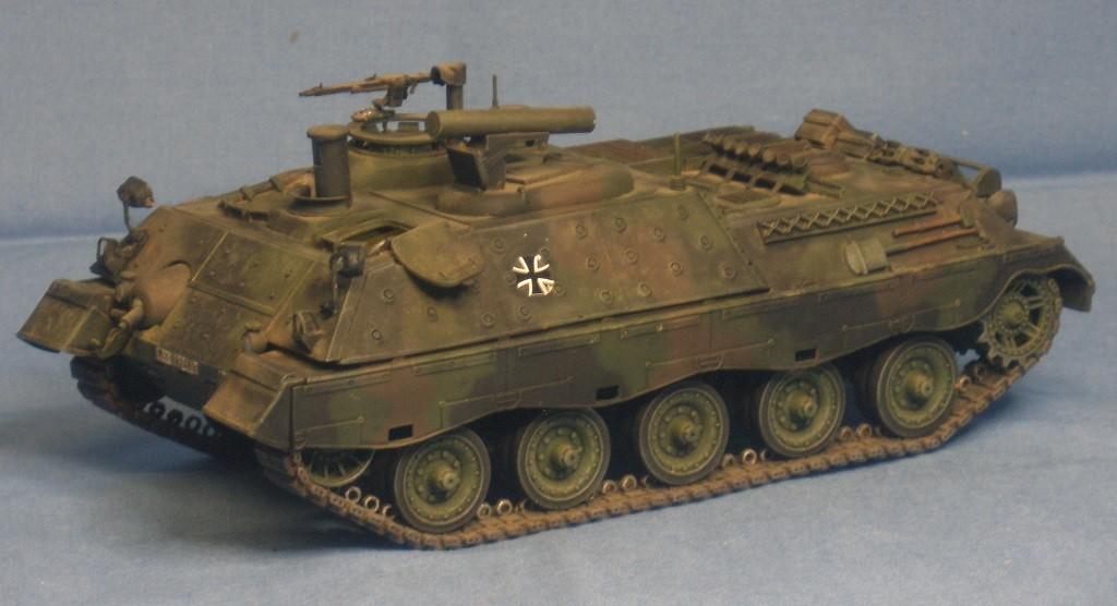 Modellbau Jaguar ~ Raketenjagdpanzer jaguar 1 1 35 militärmodellbau mörs