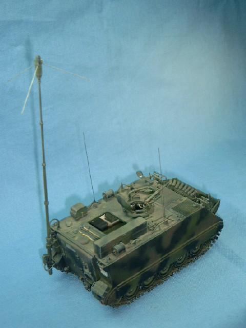 Führungs- und Funkpanzer FüFu M113 A2G der Bundeswehr
