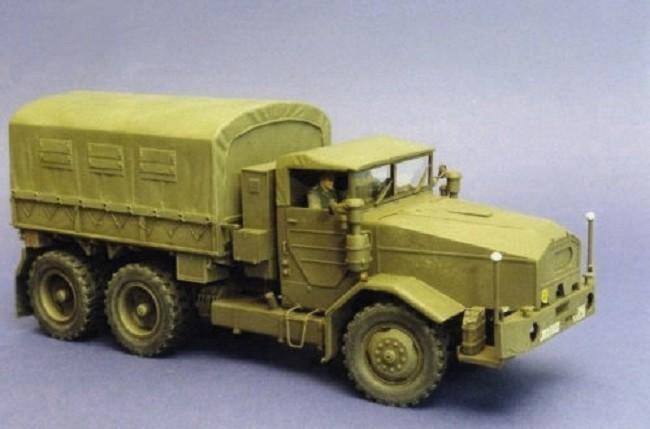Faun 912 /45a Zugmaschine 15t glw 6x6 der Bundeswehr