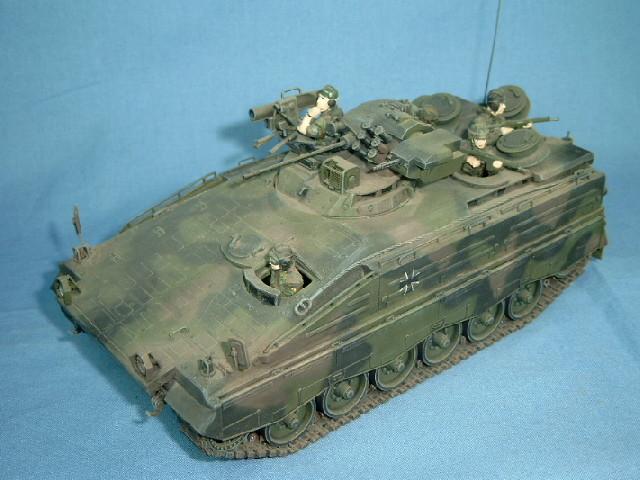 Schützenpanzer Marder 1 A3 der Bundeswehr