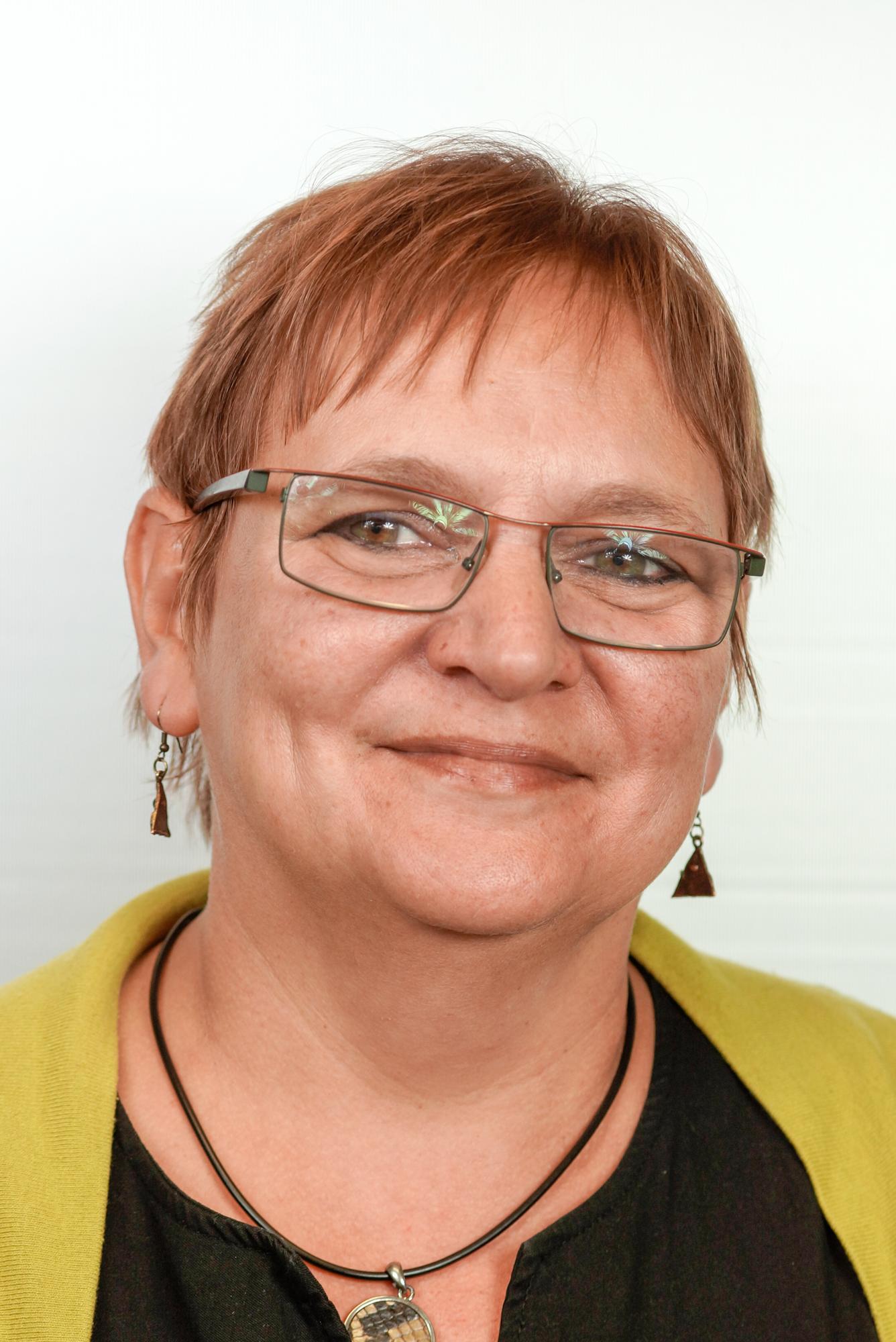 Christine Rogiers - Bestuurslid, jeugdbestuur