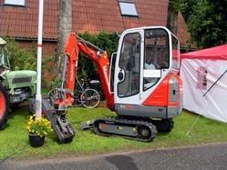 Maschinelle Gartenarbeit Heigerd Kelm