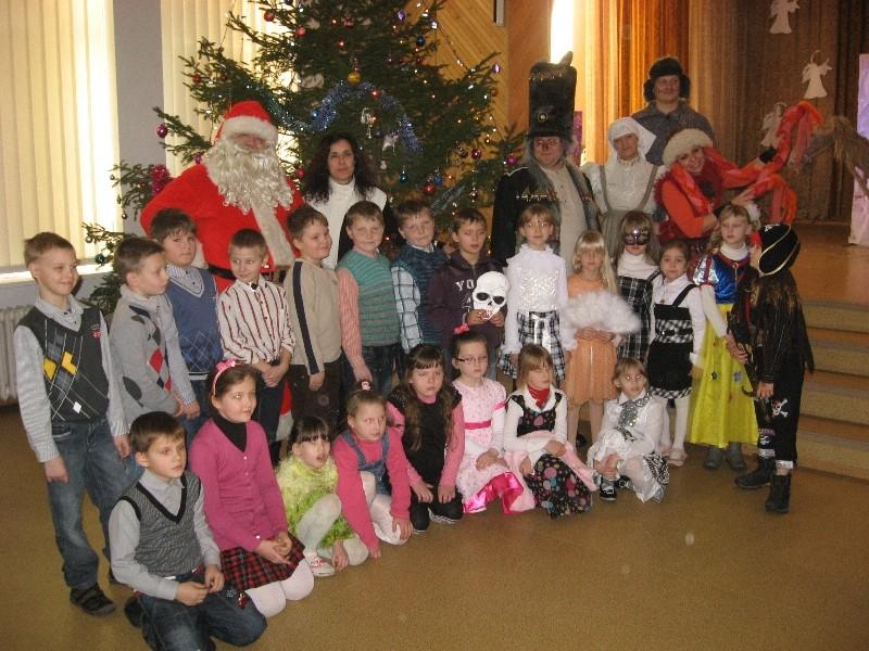 Tokie mes buvome laukdami 2012-ųjų metų Kalėdų:-)