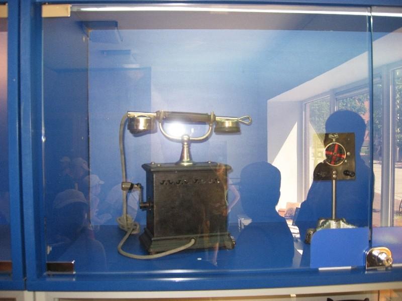 Pirmasis telefonas