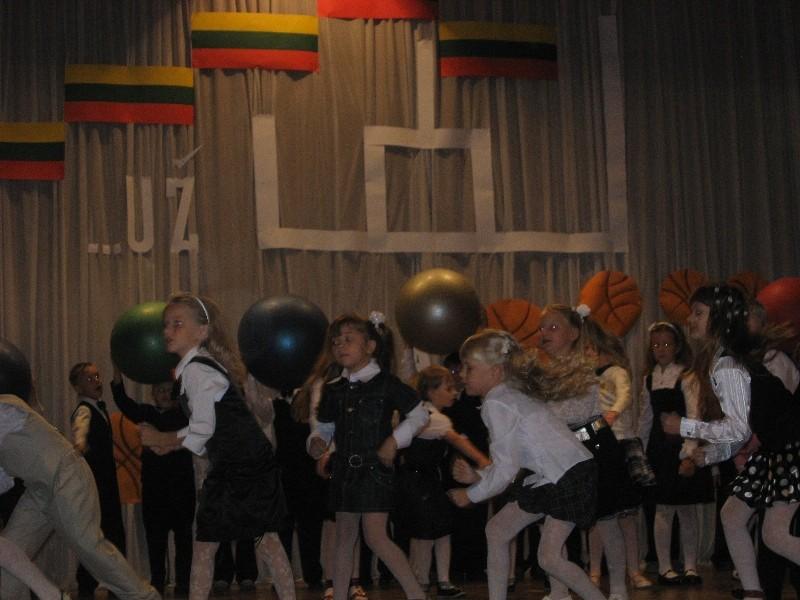 Pirmokų šokis