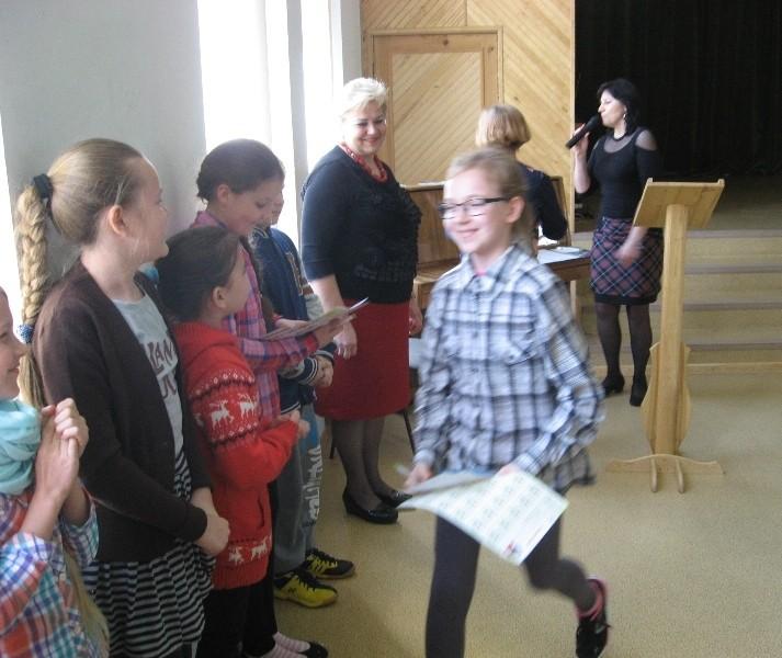 Apdovanojimus atsiėmė Kotryna