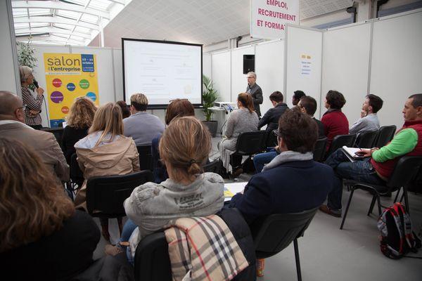 """Conférence """"Comment choisir son statut juridique, fiscal et social"""""""