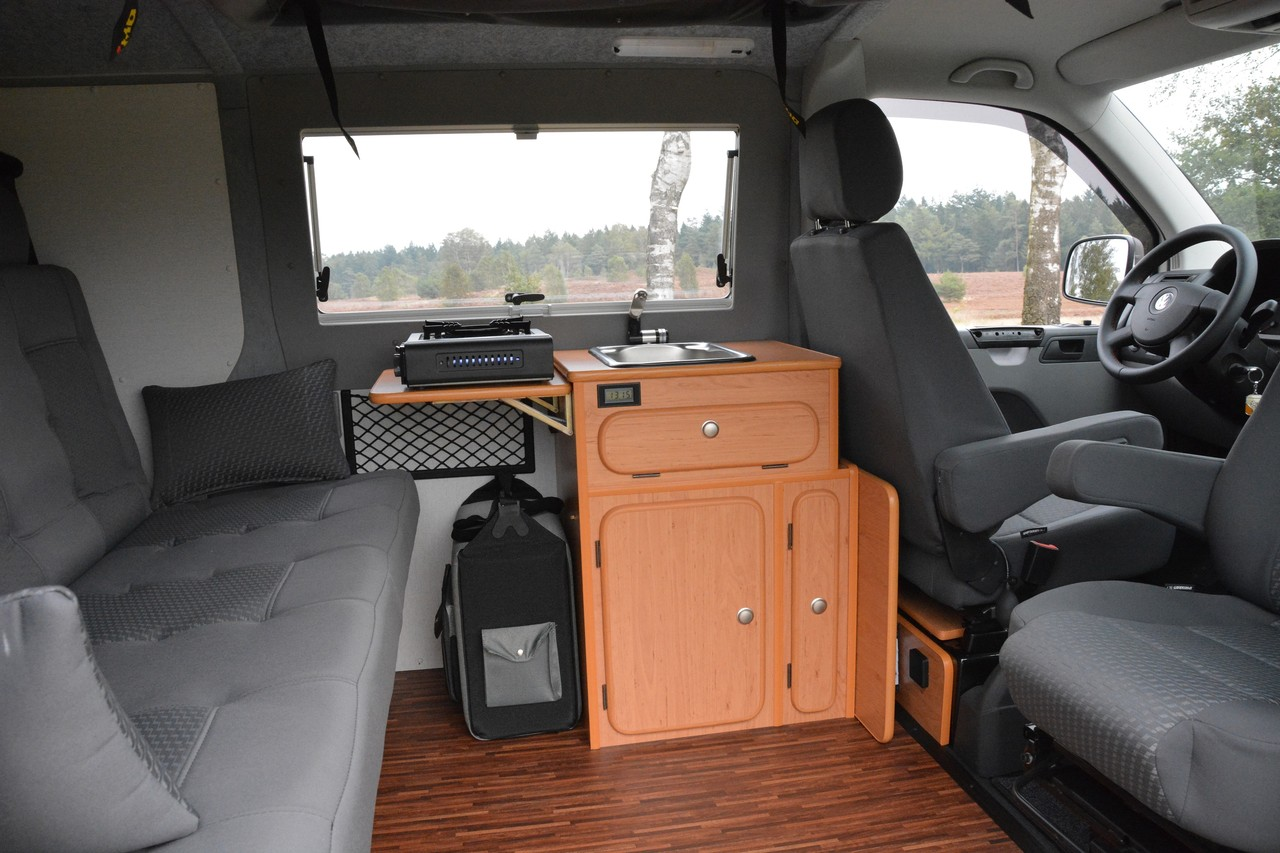 Kuchenblock Design Erle Oder Puntinella Anthrazit Reisemobile