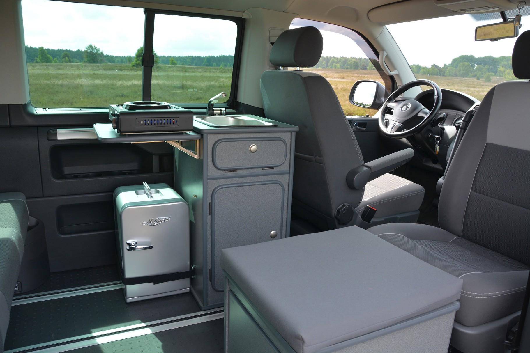 Kuchenblock Vw T5 T6 Multvan Reisemobile Jesteburg
