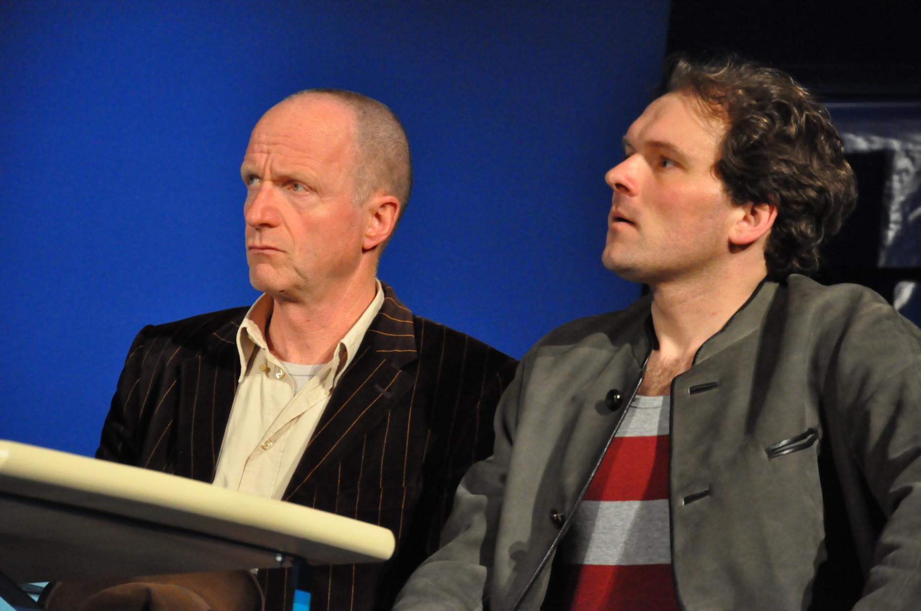 Der zerbrochne Krug - Heinrich von Kleist - Ralf Rainer Reimann - Theaterei Herrlingen