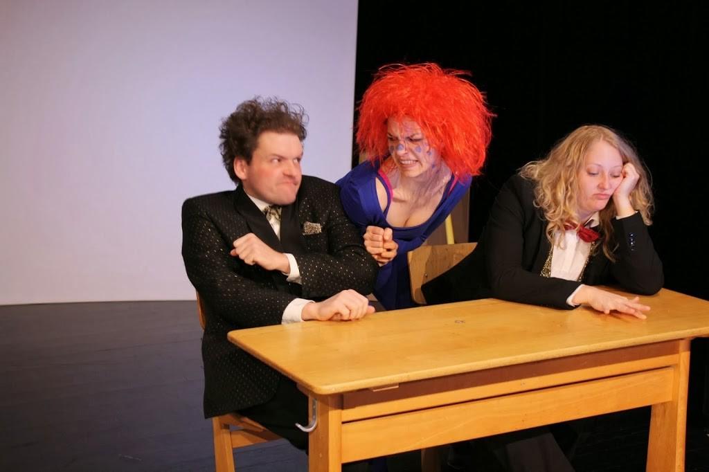 Eine Woche voller SAMStage - Paul Maar / Jahnke - Manfred Jahnke - akademietheater ulm