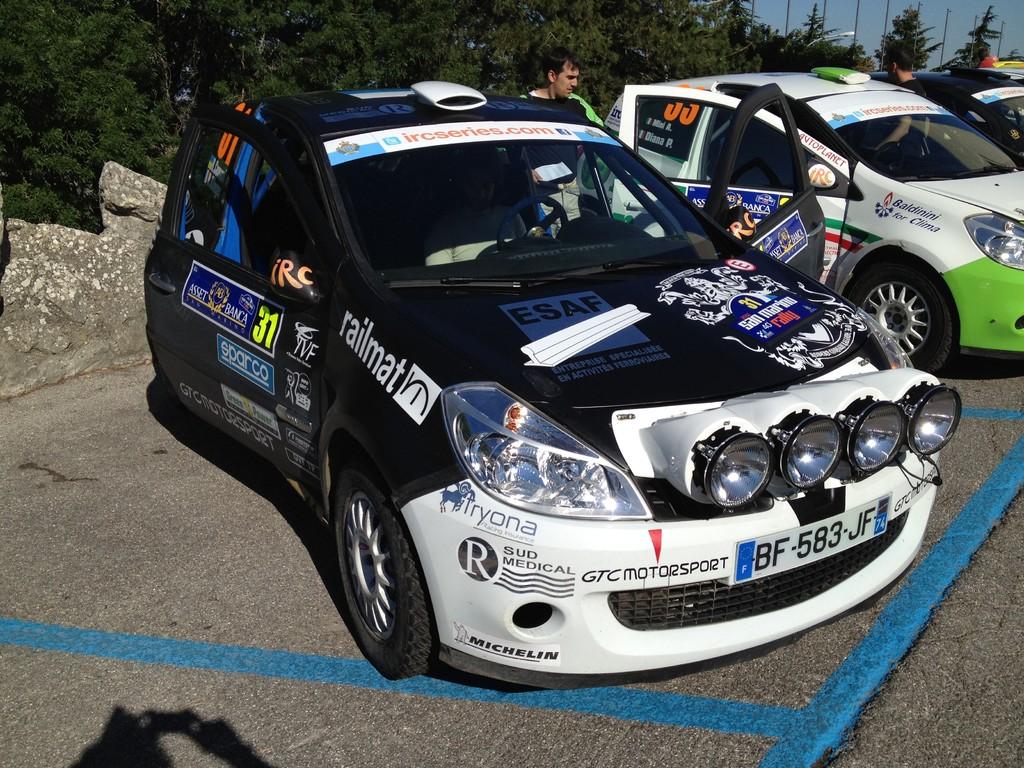 Robert CONSANI - Clio R3
