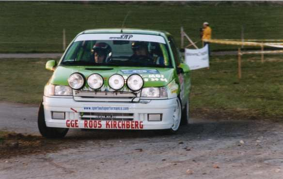 Thibaut SCHERRER - Clio Williams GrN