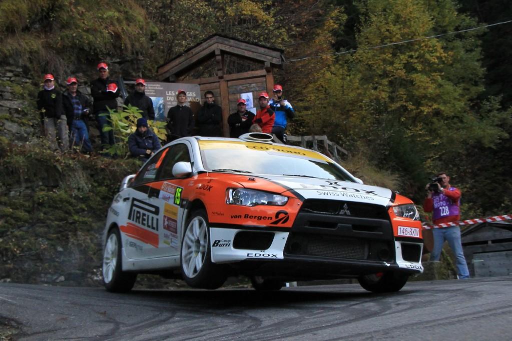 Olivier BURRI - Mitsubishi Evo X