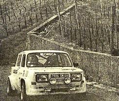 Germain SCHWEITZER - Simca Rallye III