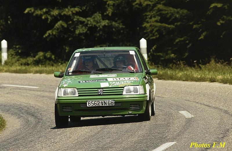 Hubert VITTET - 205 Rallye