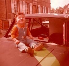 1977 - premier contact avec le sport auto et la NSU
