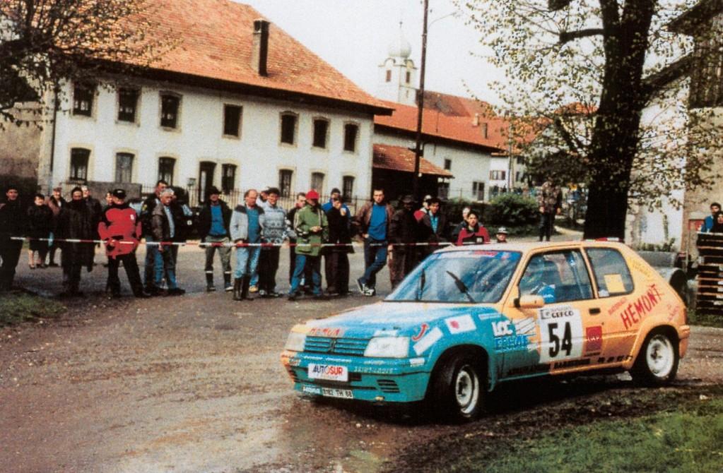 Nicolas KLINGER - 205 GrN