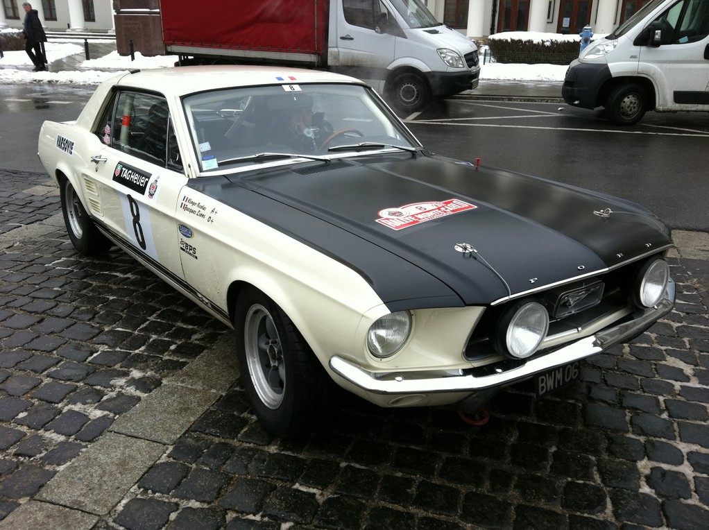Jacques LIONS - Mustang GT