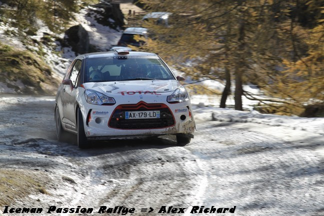 Thierry NEUVILLE - DS3 R3