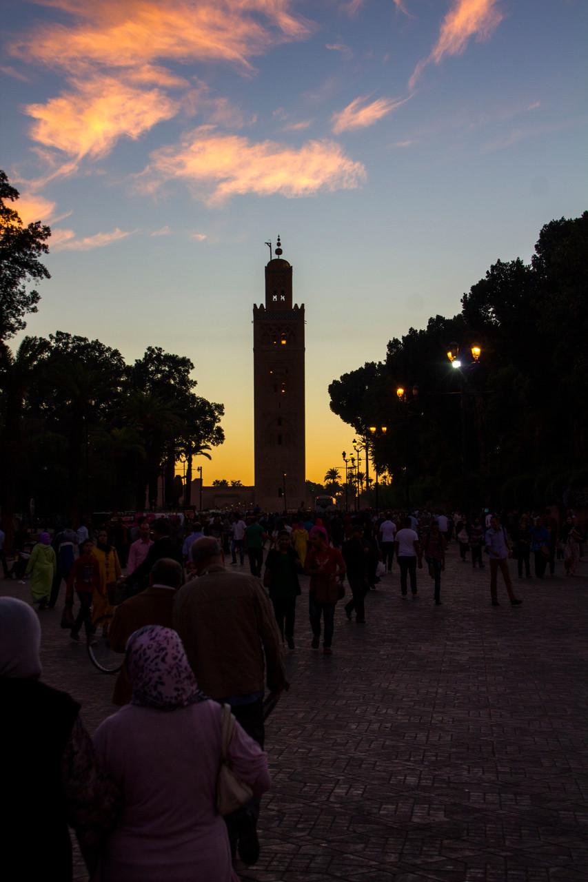 Marrakech - Morocco © 2014 Nik Schwald.