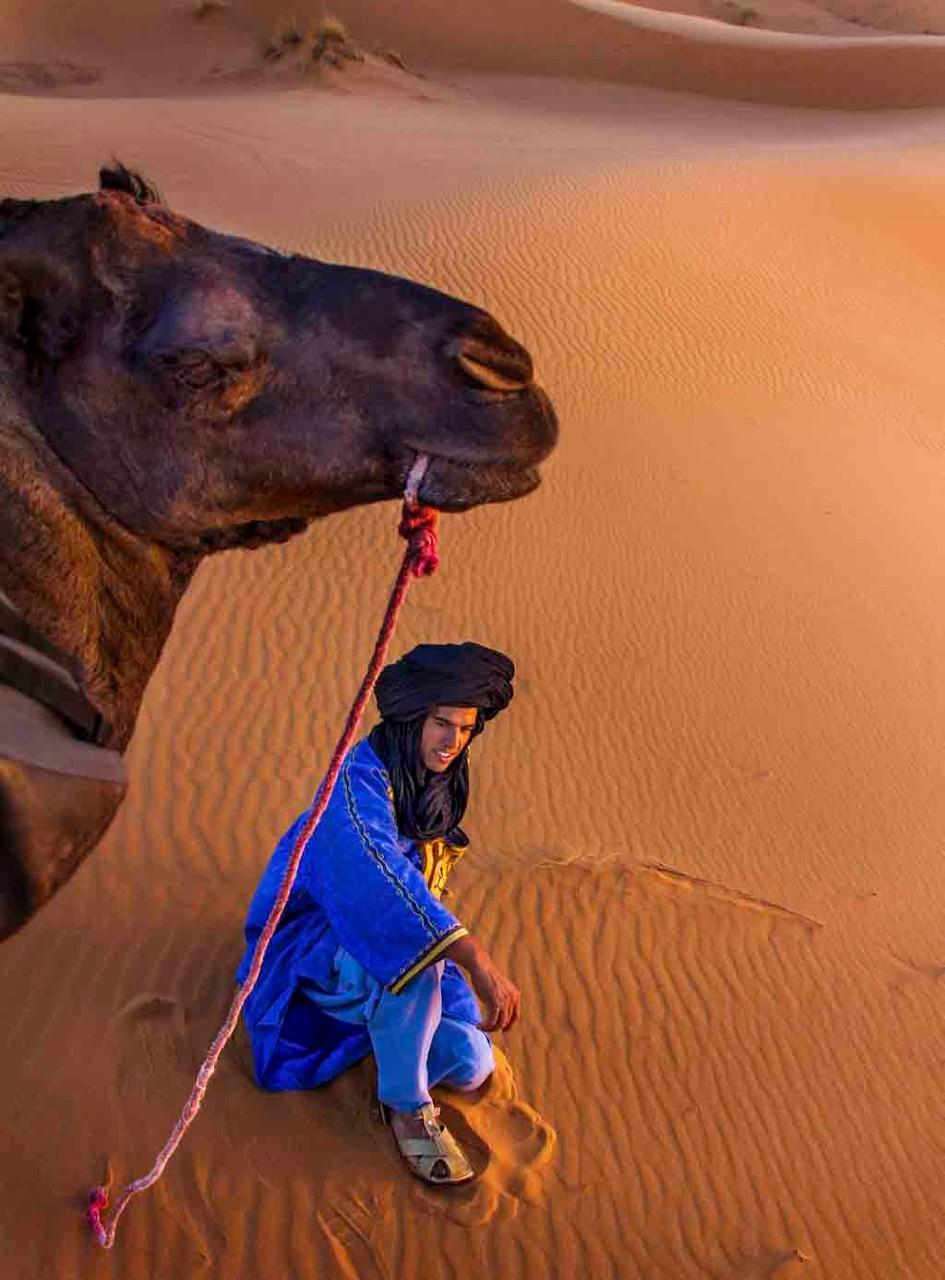 Merzouga - Morocco © 2014 Nik Schwald.