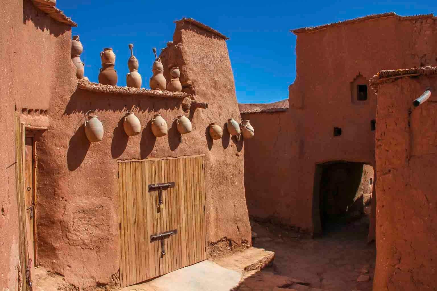 Ouarzazate - Morocco © 2014 Nik Schwald.