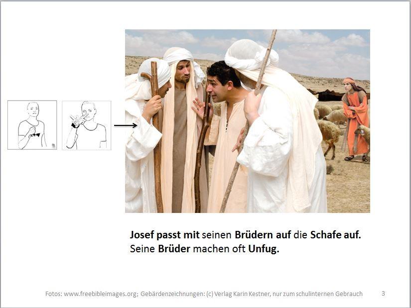 Josef und seine Brüder