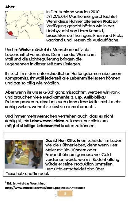 Broschüre Hähnchenhaltung, S. 9