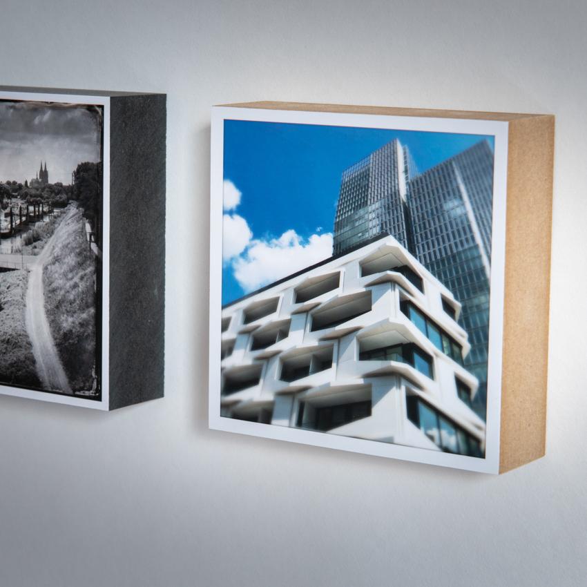 "Der Foto-Block in S/W & Farbe - ""Der Klassiker"" ist da"