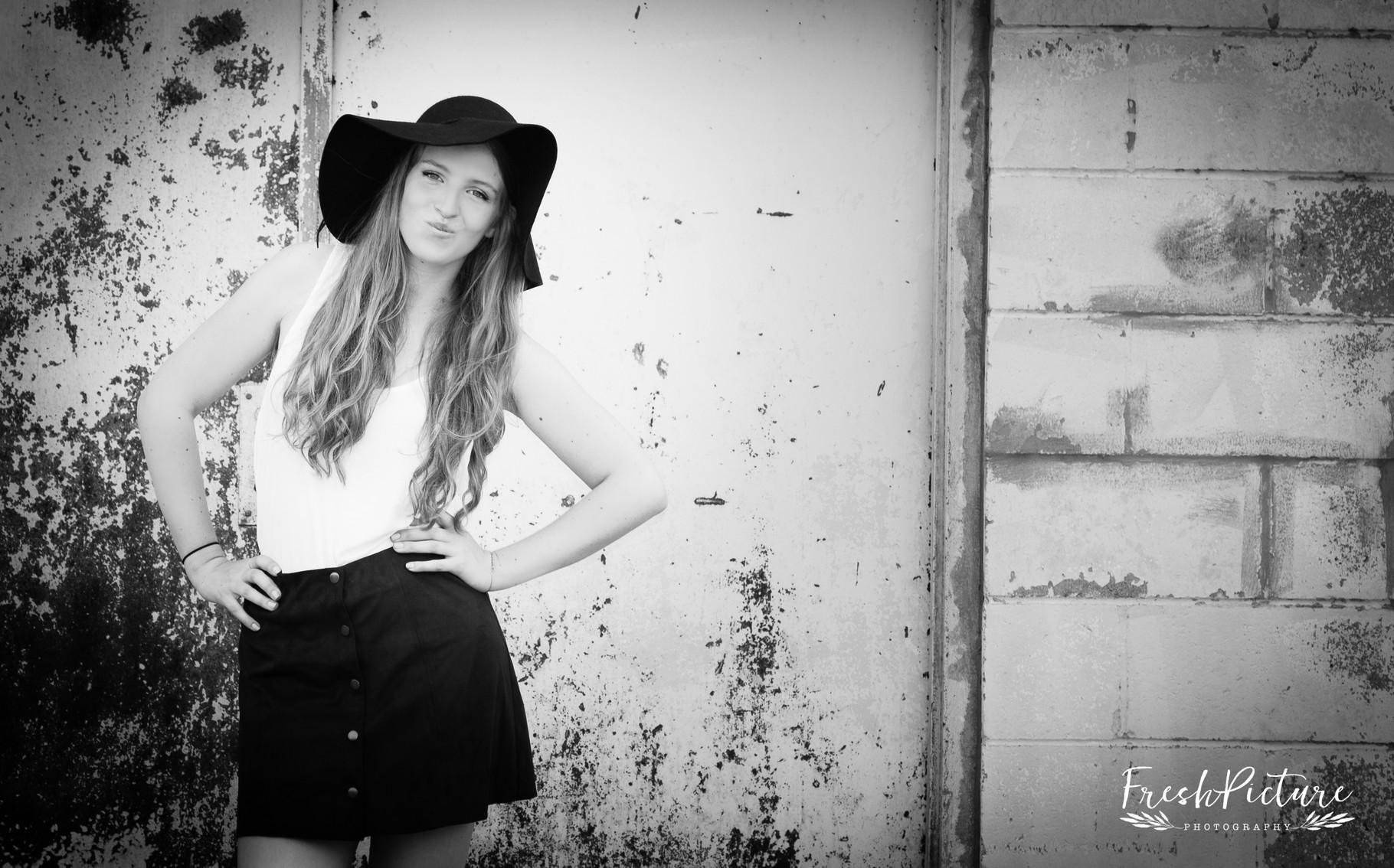 Senior Photography Styling