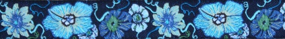 Hibiscus blau-türkis