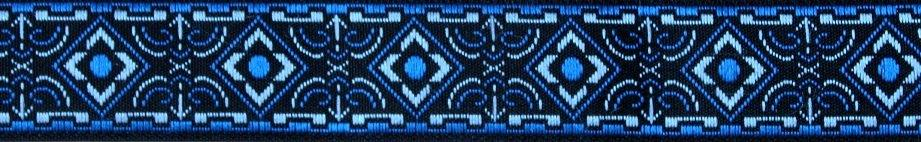 Waldelf Diamant blau