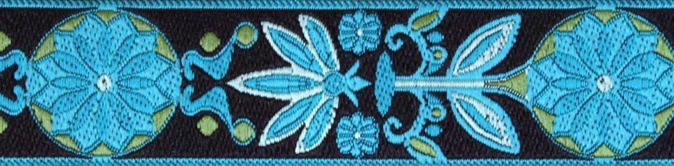 Pinwheel d.-braun-türkis