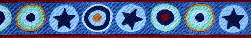 Lothar-Stars blau-rot-grün