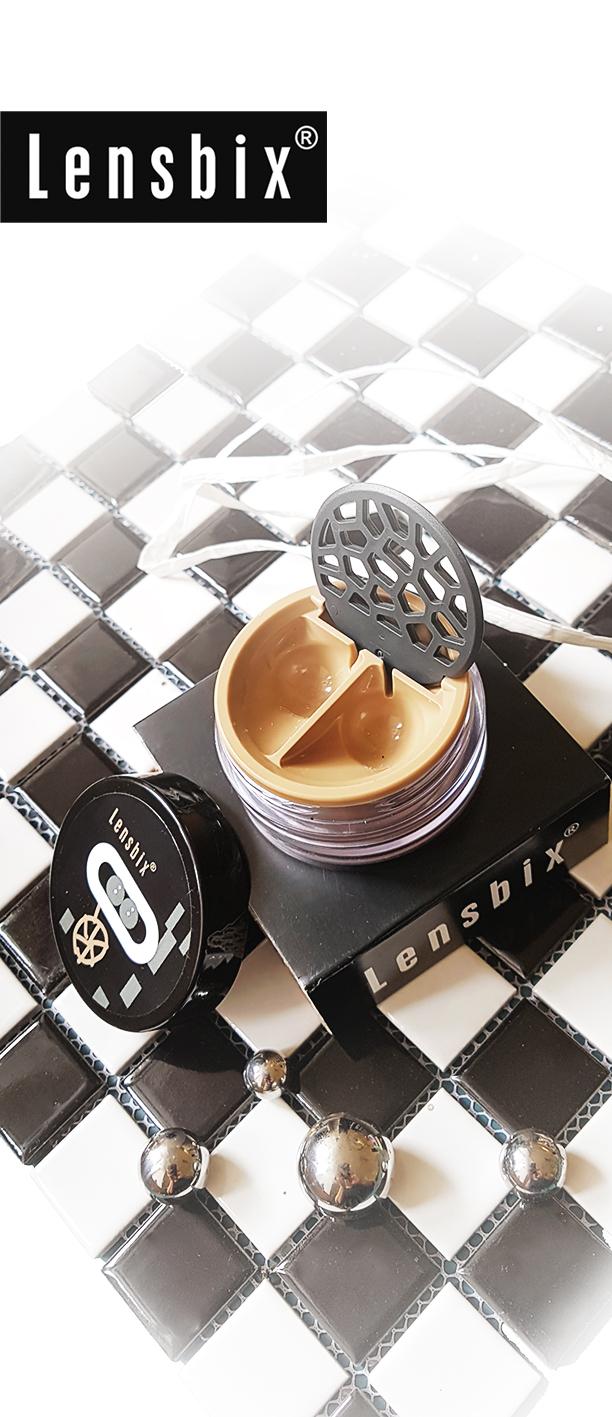 Du wirst staunen / Kontaktlinsenbehälter / Kontaktlinsenbox /Behälter für  Kontaktlinsenaufbewahrung  in Geschenkverpackung