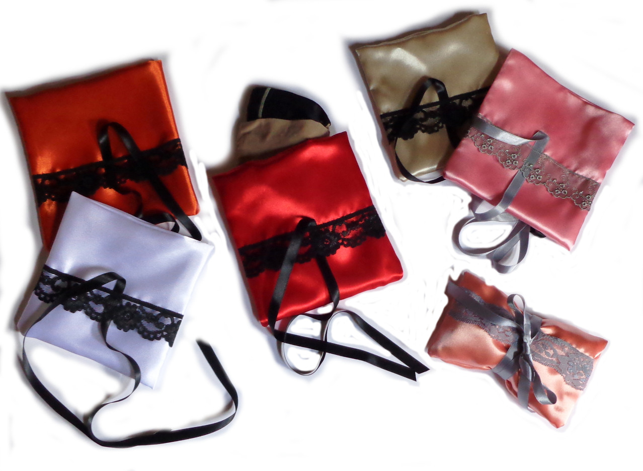 Votre SatinBag au choix !                           Choose your SatinBag !