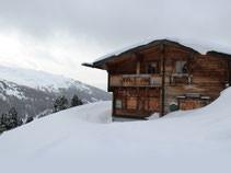 Hütte exclusiv, Winterzauber