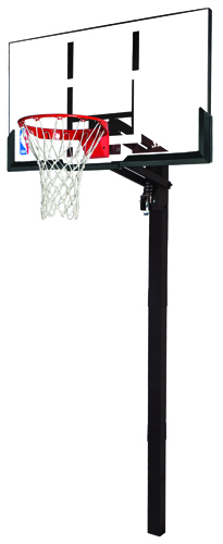 "Spalding 54"" Acryl In-ground Basketball Goal"
