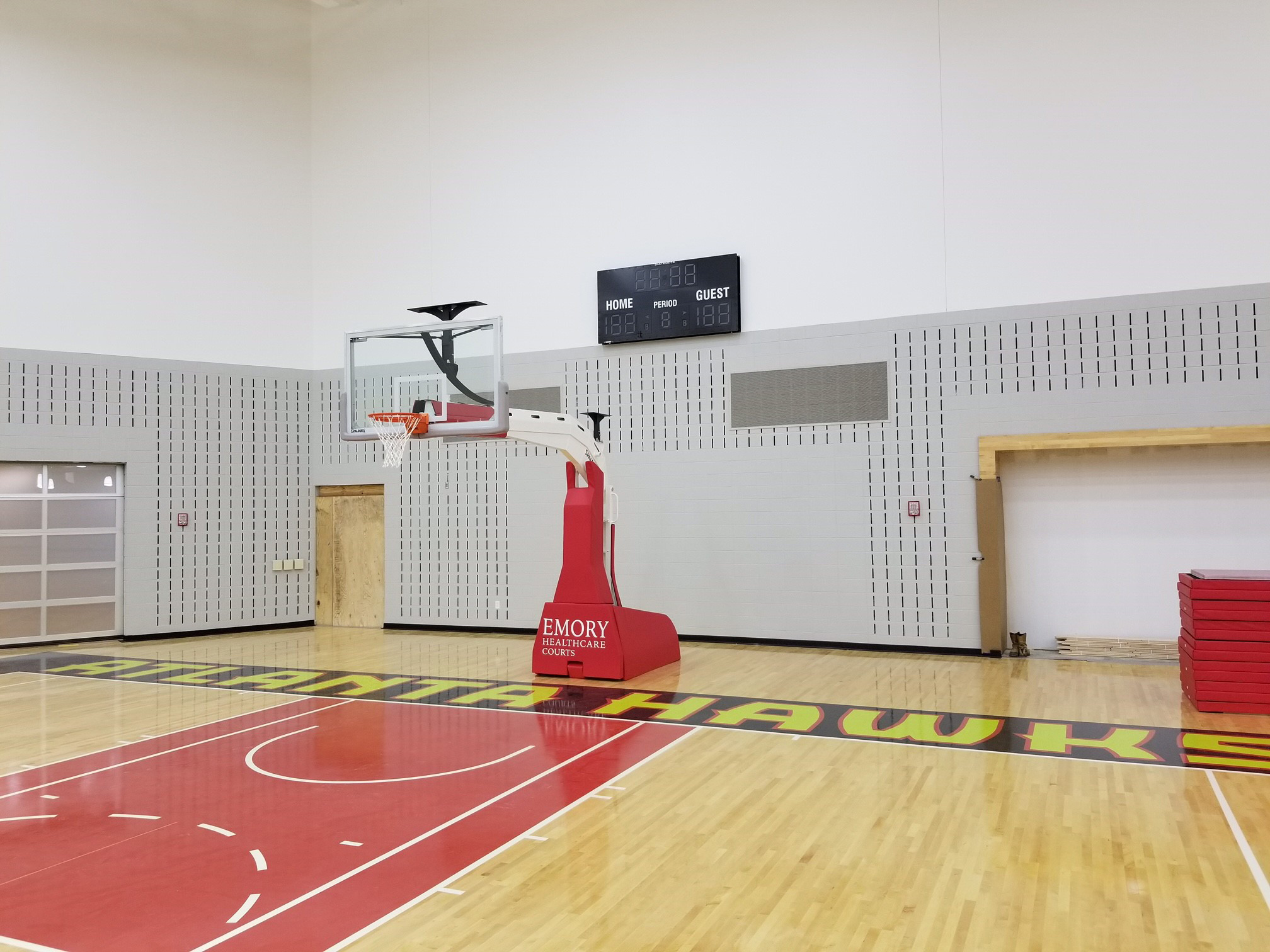 Atlanta Hawks Spalding Renegade