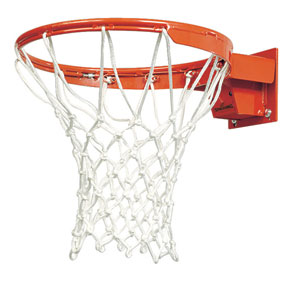 Spalding® Flex basketball ring