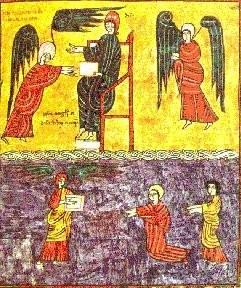 Ilustraciones medievales al Apocalipsis