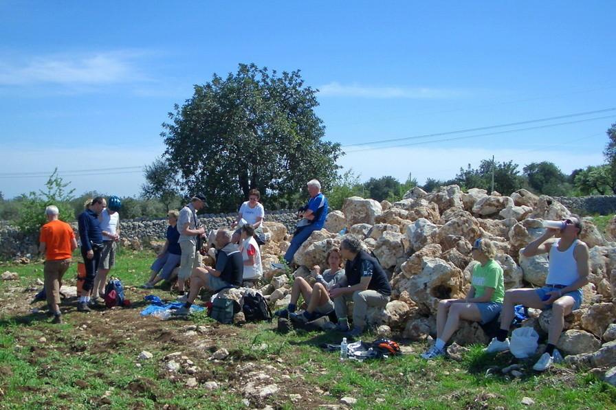 38                    Picknick mit sizilianischen Leckereien