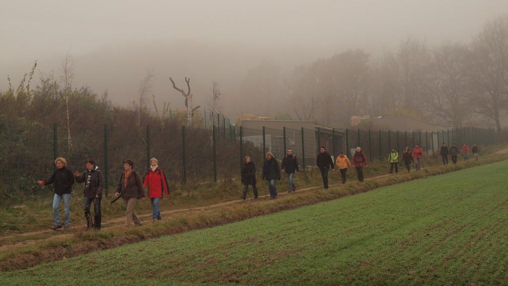 26   -   ...der Osnabrücker Zoo im Hintergrund...